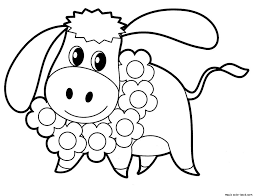 Small Picture Baby Animal Coloring Pages Online Coloring Pages