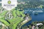 Avondale Golf Club - Calendar