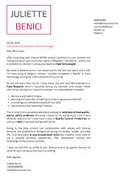Engineering Cover Letter Samples From Real Professionals Who