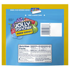 jolly rancher original hard candy in orted fruit flavors 14 oz meijer
