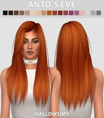 Eve's sims 4
