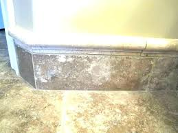 baseboard trim ideas tile baseboard trim bathroom ideas stupendous installing