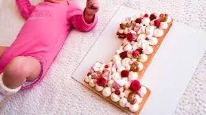 Number Cakes Dessert Ideas For Single Digit Birthdays