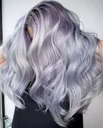 Light Purple And Silver Hair So Pretty Silver Purple Hair Lilac Hair Lavender Grey Hair