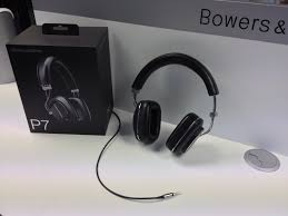 bowers and wilkins p7. bowers \u0026 wilkins p7 headphones and