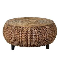 wicker round coffee table round coffee table fantastic best ideas about wicker on grey with glass