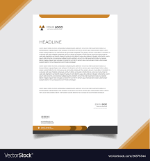 Example Business Letterhead Business Letterhead Template