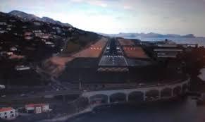 Funchal Madeira Fnc Lpma Pilots Briefing Room