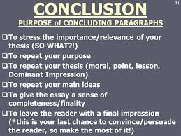 descriptive essay ppt video online  38 conclusion