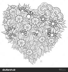 Small Picture Stunning Coloring Book Hearts Images Coloring Page Design