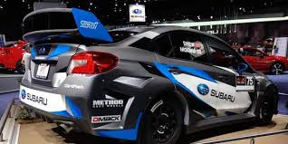 2018 subaru rally car. fine rally subaru unveils their new livery for the wrx sti rally car at naias  in detroit on 2018 subaru s