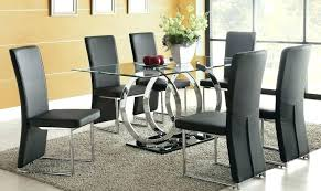 modern dining room sets for 6 dining room tables for 6 modern dining table 6 chairs