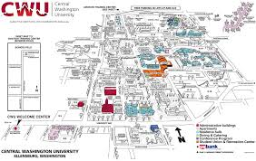 about cwu  cwu campus map