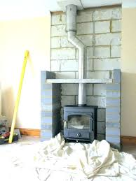 fireplace to wood burning stove converting can you convert gas cost to conv cost