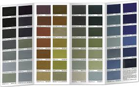 Resene Paint Chart The New Resene Metallics And Special Effects Chart