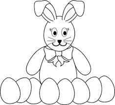 easter clipart to color. Delighful Color Easter Clipart Colour Free Coloring Page Image Png Stock On Clipart To Color