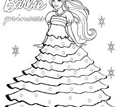 Barbie Coloring Pages Free Printable Barbie Coloring Pages To Print