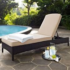 lounging chairs for outdoors. Belton Chaise Lounge With Cushion Lounging Chairs For Outdoors O