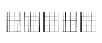 Blank Chord Chart Printable Guitar Sheets Hub Guitar Hub Guitar