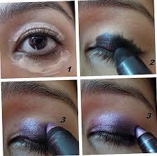tutorial makeup mata smokey eyes cosmetics beautynesia
