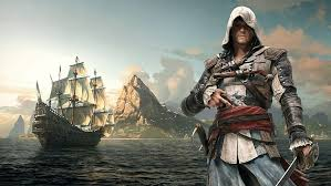 hd wallpaper ins creed iv black