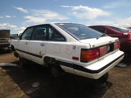 Junkyard Find: 1985 Toyota Camry LE Liftback - The Truth About Cars