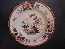 Wedgwood Patterns Unique 48 Wedgwood Etruria England Bowls Pattern Eastern Flowers 48 SOLD