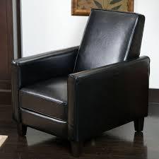 best ing davis leather recliner club chair