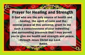 Christian Healing Prayer Quotes