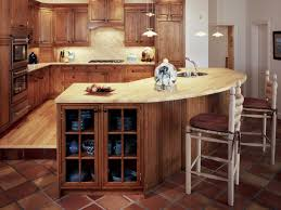 Kitchen Floor Cupboards Pine Kitchen Cabinets Pictures Ideas Tips From Hgtv Hgtv