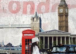 London Digital Art by Felix Quinn
