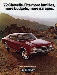 1972 Chevelle Specs, Colors, Facts, History, and Performance ...