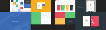 Style Templates Branding Book Style Guide Templates Sketch App Rocks
