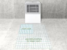 How To Choose The Size Of A Dehumidifier 10 Steps With