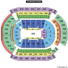 disney on ice prudential center seating charts wells fargo