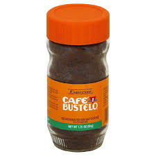 Ships from and sold by sol sells. Cafe Bustelo Coffee Instant Espresso Decaffeinated 1 75 Oz Instacart