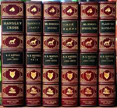 leather bound books book bindings harry potter uk