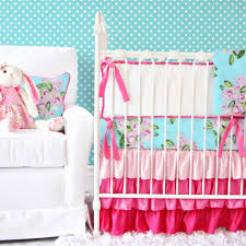 pink and aqua baby room lovely cute pink and aqua baby bedding caden lane