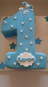 Easy First Birthday Cake Ideas For Boys Number 1 Birthday Boy Cake