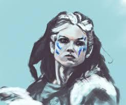 Face War Paint Designs Viking Nordic Warpaint War Paint Viking Garb Painting