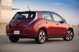 2014 Nissan Leaf Recall: If Welds Missing, Car Will Be Replaced