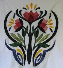 art nouveau quilts   Art Nouveau applique   Quilt   Pinterest ... & art nouveau quilts   Art Nouveau applique Adamdwight.com