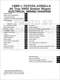 1992 toyota pickup wiring diagram solidfonts 1990 toyota pickup wiring diagram nilza net