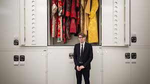 Andrew bolton is the curator in charge of the costume institute at the metropolitan museum of art in 2011, bolton curated alexander mcqueen: Andrew Bolton Vilcek Foundation