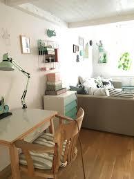 Kleines Wohn Und Schlafzimmer Einrichten