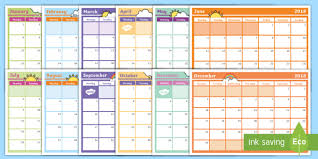 Template Monthly Calendar T C Monthly Calendar Planning Template Ver Calendar Planner Template