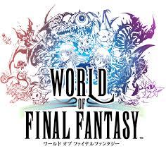 Image - World of Final Fantasy Logo.png | Final Fantasy Wiki ...
