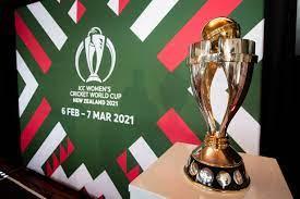 ICC Women's Cricket World Cup 2021 ...