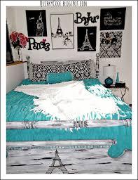 Paris Themed Bedroom Accessories Wonderful Paris Themed Bedroom Blue Bedding For Teen Bedroom Decor
