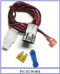 wiring harnesses for cap & lid lights leer 3rd brake light wiring harness deluxe 2 prong 3rd brake light wire kit